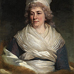 Mrs. Richard Bache (), John Hoppner