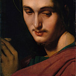 Metropolitan Museum: part 4 - Jean-Auguste-Dominique Ingres - Head of Saint John the Evangelist