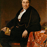Jean-Auguste-Dominique Ingres – Jacques-Louis Leblanc , Metropolitan Museum: part 4