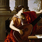 Laurent de La Hyre – Allegory of Music, Metropolitan Museum: part 4