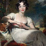 Sir Thomas Lawrence – Lady Maria Conyngham , Metropolitan Museum: part 4