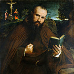 Metropolitan Museum: part 4 - Lorenzo Lotto - Brother Gregorio Belo of Vicenza