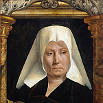 Metropolitan Museum: part 4 - Quentin Massys (Netherlandish, Leuven 1465/66–1530 Kiel, near Antwerp) - Portrait of a Woman