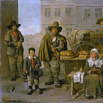 Metropolitan Museum: part 4 - Jean Michelin - The Baker's Cart