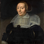 Michiel van Miereveld – Portrait of a Woman with a Lace Collar, Metropolitan Museum: part 4