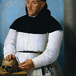 Metropolitan Museum: part 4 - Netherlandish Painter, dated 1569 - Portrait of a Surgeon
