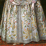 Robert Peake the Elder – Princess Elizabeth , Later Queen of Bohemia, Metropolitan Museum: part 4