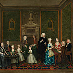 Charles Philips – The Strong Family, Metropolitan Museum: part 4