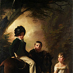 Sir Henry Raeburn – The Drummond Children, Metropolitan Museum: part 4