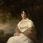 Metropolitan Museum: part 4 - Sir Henry Raeburn - Lady Maitland (Catherine Connor, died 1865)