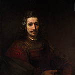 Metropolitan Museum: part 4 - Rembrandt (Dutch, Leiden 1606–1669 Amsterdam) - Man with a Magnifying Glass