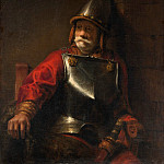 Metropolitan Museum: part 4 - Style of Rembrandt - Man in Armor (Mars?)