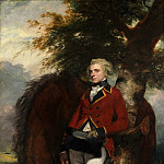 Sir Joshua Reynolds – Captain George K. H. Coussmaker , Metropolitan Museum: part 4