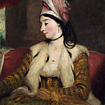 Metropolitan Museum: part 4 - Workshop of Sir Joshua Reynolds - Mrs. George Baldwin (Jane Maltass, 1763–1839)