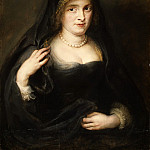 Metropolitan Museum: part 4 - Peter Paul Rubens - Portrait of a Woman, Probably Susanna Lunden (née Fourment, 1599–1628)