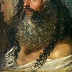 Metropolitan Museum: part 4 - Peter Paul Rubens - Study of Two Heads