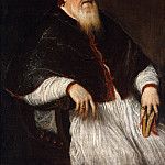 Titian – Filippo Archinto , Archbishop of Milan, Metropolitan Museum: part 4