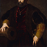 Copy after Titian – Alfonso d'Este , Duke of Ferrara, Metropolitan Museum: part 4