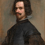 Metropolitan Museum: part 4 - Velázquez (Spanish, Seville 1599–1660 Madrid) - Portrait of a Man