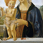 Metropolitan Museum: part 4 - Workshop of Andrea del Verrocchio - Madonna and Child