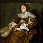 Metropolitan Museum: part 4 - Cornelis de Vos - Portrait of a Young Woman