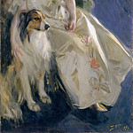 Metropolitan Museum: part 4 - Anders Zorn - Mrs. Walter Rathbone Bacon (Virginia Purdy, died 1919)