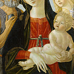 The Man of Sorrows with Two Angels, Francesco di Giorgio Martini