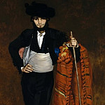 Édouard Manet – Young Man in the Costume of a Majo, Metropolitan Museum: part 4