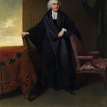 Metropolitan Museum: part 4 - Johan Joseph Zoffany - The Reverend Philip Cocks (1735–1797)