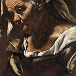 Metropolitan Museum: part 4 - Orazio Borgianni - Head of an Old Woman