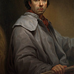Metropolitan Museum: part 4 - Anton Raphael Mengs - Self-portrait