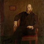 Metropolitan Museum: part 4 - George de Forest Brush - Henry George