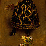 Metropolitan Museum: part 4 - William Merritt Chase - Carmencita