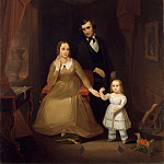 Metropolitan Museum: part 4 - John Mix Stanley - The Williamson Family