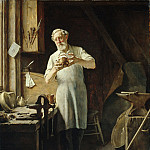 Metropolitan Museum: part 4 - Edgar Melville Ward - The Coppersmith
