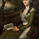 Metropolitan Museum: part 4 - Ralph Earl - Esther Boardman