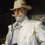 Metropolitan Museum: part 4 - Annie Traquair Lang - William Merritt Chase