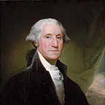 Gilbert Stuart – George Washington, Metropolitan Museum: part 4