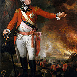 Mather Brown – General George Eliott, Metropolitan Museum: part 4