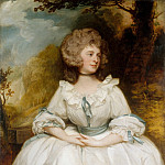 Metropolitan Museum: part 4 - George Romney 1734– Kendal 1802) - Lady Lemon (1747–1823)