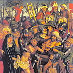 German artists - Karlsruhe Passion, Master of the (German, 1400s)