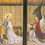 German artists - Lochner, Stephan (German, approx. 1405-1451)