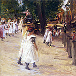 German artists - Liebermann, Max (German, 1847-1935) 1
