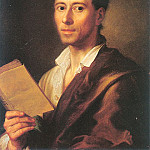German artists - Mengs, Anton Raphael (German, 1728-1779)