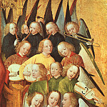 German artists - Life of the Virgin, Master of the (German, active 1460-1480) 1