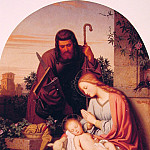 German artists - The Holy Family