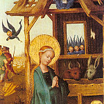 German artists - Lochner, Stephan (German, approx. 1405-1451) 2
