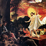 Altdorfer Albrecht Resurrection Of Christ, Albrecht Altdorfer