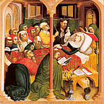 German artists - Multscher, Hans (German, 1390-1467)