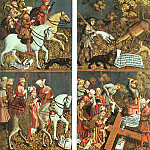 Немецкие художники - Polling Panels, Master of the (German, Active 1439-1452) 2